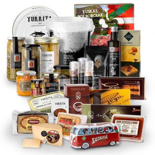 Productos de Euskal Herria