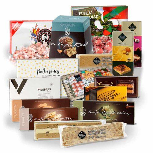 Productos navideños (de Noviembre a Febrero)